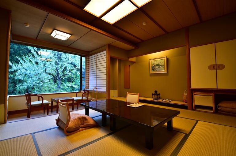 妙湶和樂 嵐渓荘-客室の画像