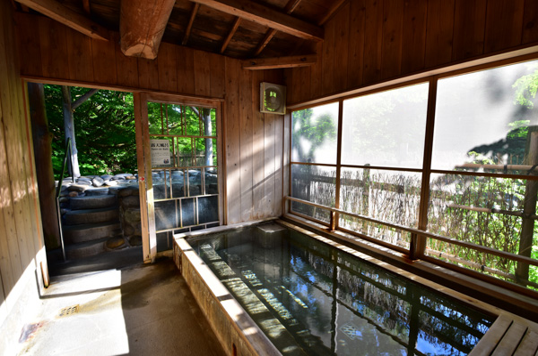 妙湶和樂 嵐渓荘-貸切露天&客室露天風呂の画像