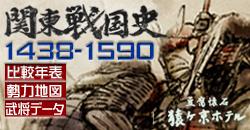 関東戦国史