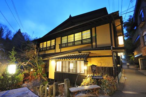 熊本県/黒川温泉 「ふもと旅館」