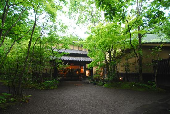 熊本県/黒川温泉「旅館 山河」