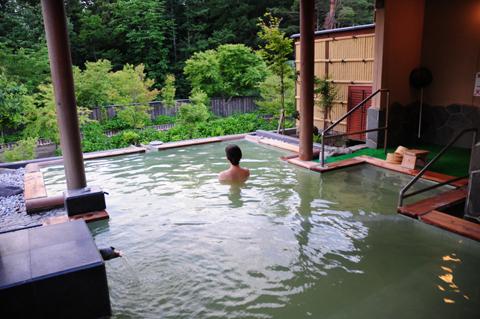 露天風呂の宿 静楓亭